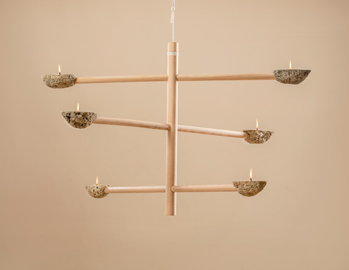 Slow Lamp da soffitto